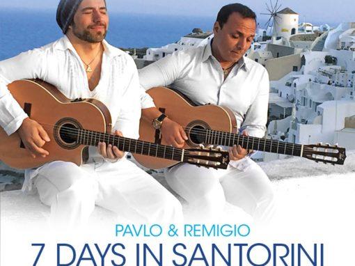7 Days In Santorini